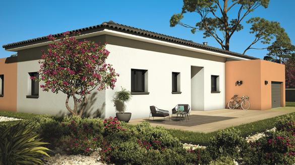 Maison+Terrain à vendre .(140 m²)(OLLIOULES) avec (LES MAISONS DE MANON)