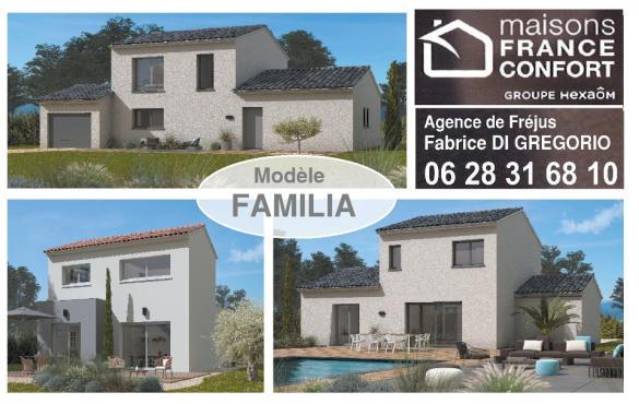 Maison+Terrain à vendre .(88 m²)(BAGNOLS EN FORET) avec (MAISONS FRANCE CONFORT)