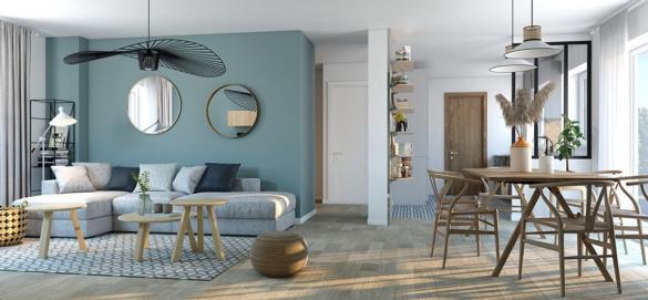 Maison+Terrain à vendre .(80 m²)(SAINTE COLOMBE) avec (MAISONS FRANCE CONFORT)