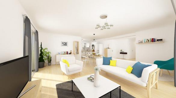 Maison+Terrain à vendre .(120 m²)(SAINTE FOY LES LYON) avec (MAISONS FRANCE CONFORT)
