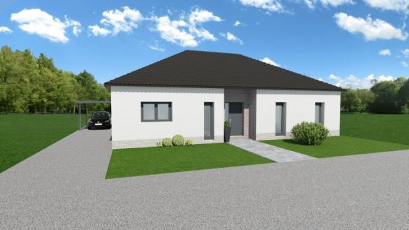 Maison+Terrain à vendre .(90 m²)(CANTIN) avec (MAISONS FRANCE CONFORT)