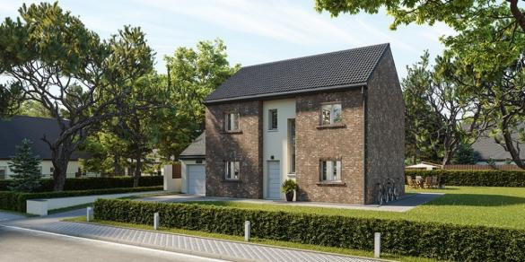 Maison+Terrain à vendre .(120 m²)(FECHAIN) avec (MAISONS FRANCE CONFORT)