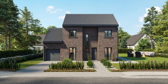 Maison+Terrain à vendre .(105 m²)(FECHAIN) avec (MAISONS FRANCE CONFORT)