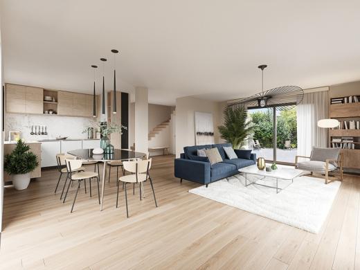 Maison+Terrain à vendre .(125 m²)(LA LONDE) avec (MAISONS FRANCE CONFORT)