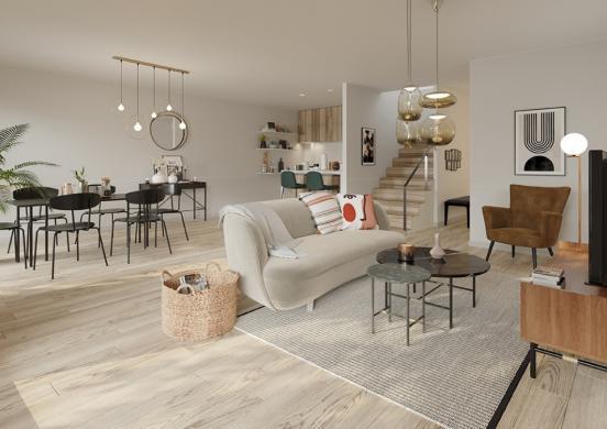 Maison+Terrain à vendre .(110 m²)(ROUTOT) avec (MAISONS FRANCE CONFORT)