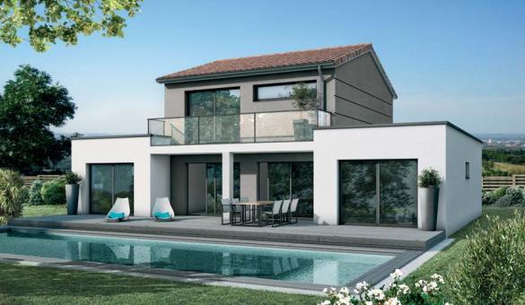 Maison+Terrain à vendre .(147 m²)(BLANQUEFORT) avec (MAISONS SANEM)