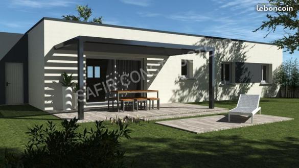 Maison à vendre .(85 m²)(SERVES SUR RHONE) avec (SAFIR CONSTRUCTEUR)