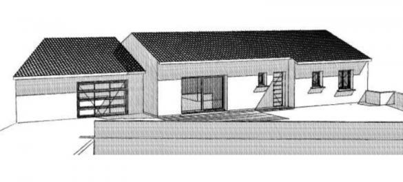 Maison à vendre .(105 m²)(ROMANS SUR ISERE) avec (SAFIR CONSTRUCTEUR)