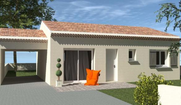 Maison à vendre .(76 m²)(PIEGROS LA CLASTRE) avec (SAFIR CONSTRUCTEUR)