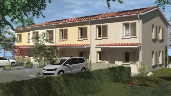 Maison à vendre .(82 m²)(BEAUMONT LES VALENCE) avec (SAFIR CONSTRUCTEUR)