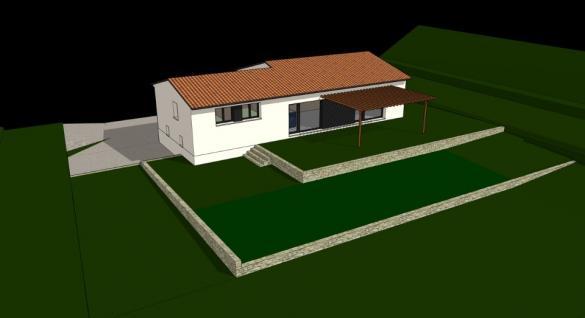 Maison+Terrain à vendre .(156 m²)(ROQUEFORT LES PINS) avec (MAISONS FRANCE CONFORT)
