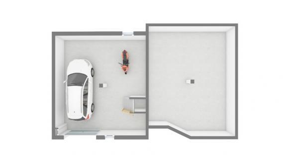 Maison+Terrain à vendre .(90 m²)(PUYCASQUIER) avec (MAISONS FRANCE CONFORT)