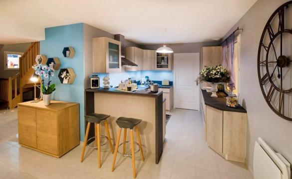 Maison à vendre .(151 m²)(LIVRY LOUVERCY) avec (MAISONS PIERRE CHALONS)