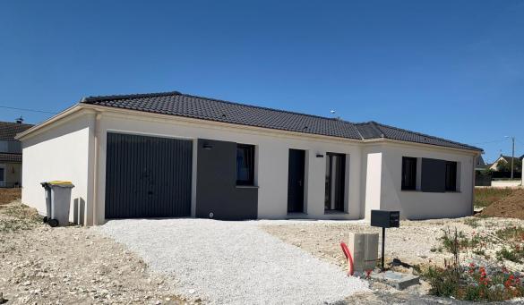 Maison à vendre .(88 m²)(POURCY) avec (MAISONS PIERRE CHALONS)