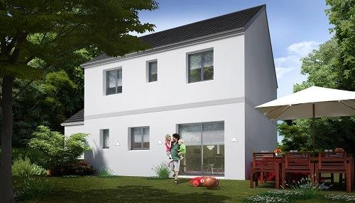 Maison+Terrain à vendre .(103 m²)(CREGY LES MEAUX) avec (MAISONS.COM)