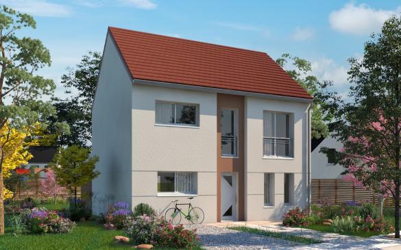 Maison+Terrain à vendre .(118 m²)(LA FERTE SOUS JOUARRE) avec (MAISONS.COM)