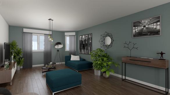 Maison+Terrain à vendre .(101 m²)(NOGENT LE ROI) avec (HABITAT CONCEPT)