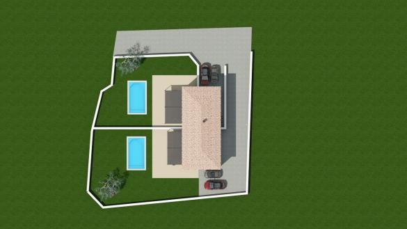 Maison+Terrain à vendre .(90 m²)(SIX FOURS LES PLAGES) avec (LES MAISONS DU MIDI)