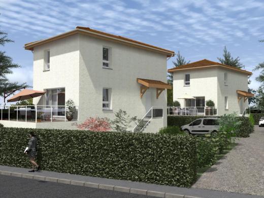 Maison à vendre .(94 m²)(FONTAINE) avec (MAISONS ET VILLAS)