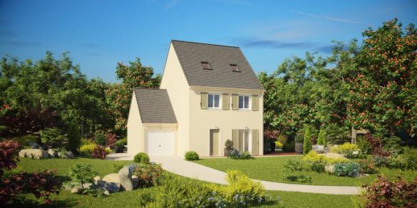 Maison à vendre .(109 m²)(REIMS) avec (MAISONS PIERRE REIMS)