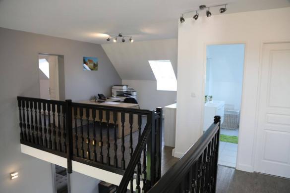 Maison à vendre .(132 m²)(WARMERIVILLE) avec (MAISONS PIERRE REIMS)