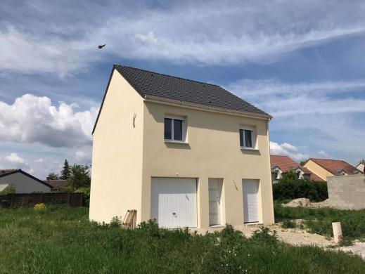 Maison à vendre .(87 m²)(SAINT MASMES) avec (MAISONS PIERRE REIMS)