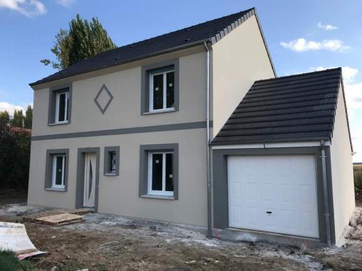 Maison+Terrain à vendre .(86 m²)(GRETZ ARMAINVILLIERS) avec (MAISONS.COM)