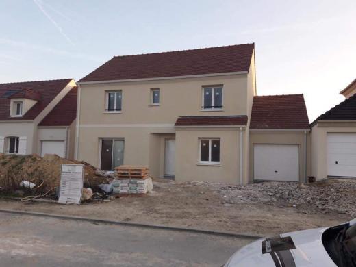 Maison+Terrain à vendre .(86 m²)(DARVAULT) avec (MAISONS.COM)