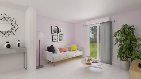 Maison+Terrain à vendre .(98 m²)(FONTAINEBLEAU) avec (MAISONS.COM)