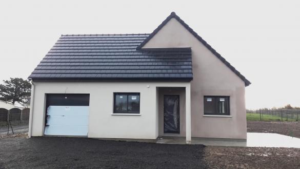 Maison+Terrain à vendre .(86 m²)(CRECY LA CHAPELLE) avec (MAISONS.COM)