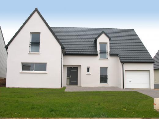Maison+Terrain à vendre .(110 m²)(BRAY SUR SEINE) avec (MAISONS.COM)