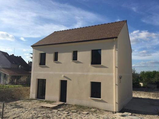Maison+Terrain à vendre .(103 m²)(GUERARD) avec (MAISONS.COM)