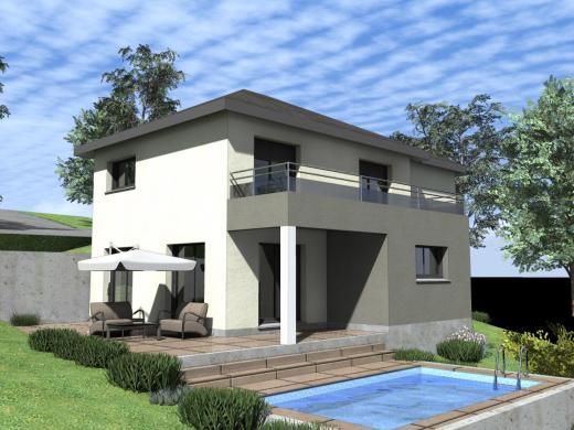 Maison à vendre .(121 m²)(VIENNE) avec (TRADICONFORT BOURGOIN)