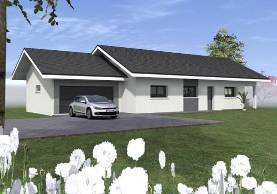 Maison à vendre .(110 m²)(SAINT VALLIER) avec (TRADITION LOGIS NORD EST)