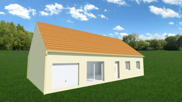 Maison à vendre .(90 m²)(NUITS SAINT GEORGES) avec (TRADITION LOGIS NORD EST)