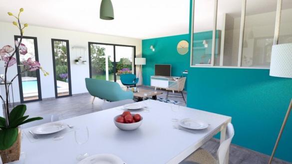 Maison à vendre .(96 m²)(BEAUNE) avec (TRADITION LOGIS NORD EST)