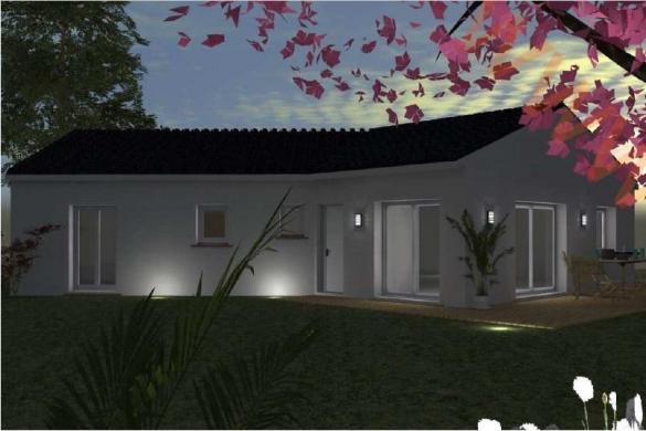 Maison à vendre .(90 m²)(CHAPELLE D'HUIN) avec (TRADITION LOGIS NORD EST)