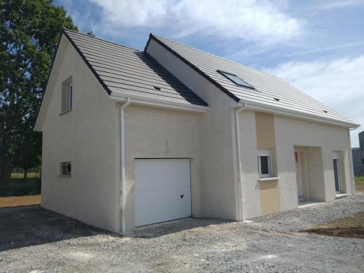 Maison à vendre .(110 m²)(AUBONNE) avec (TRADITION LOGIS NORD EST)