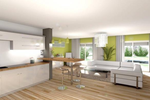 Maison à vendre .(110 m²)(BIANS LES USIERS) avec (TRADITION LOGIS NORD EST)