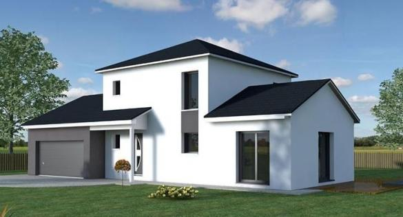 Maison à vendre .(99 m²)(PONTARLIER) avec (TRADITION LOGIS NORD EST)