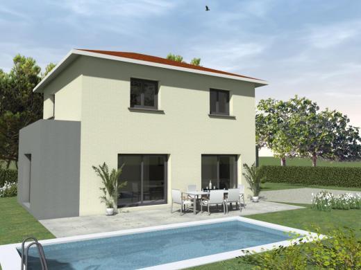 Maison à vendre .(121 m²)(VILLERS BUZON) avec (TRADITION LOGIS NORD EST)