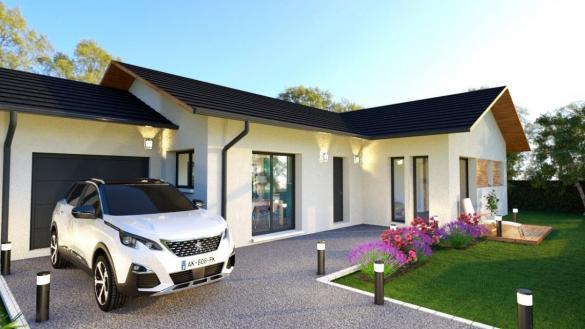 Maison à vendre .(100 m²)(GONSANS) avec (TRADITION LOGIS NORD EST)