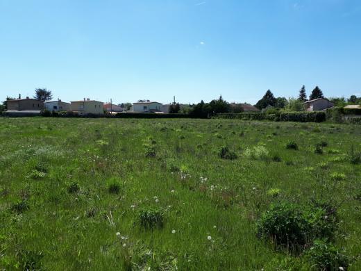 Terrain à vendre .(300 m²)(ROMANS SUR ISERE) avec (IMMOVIA CONSTRUCTEUR)