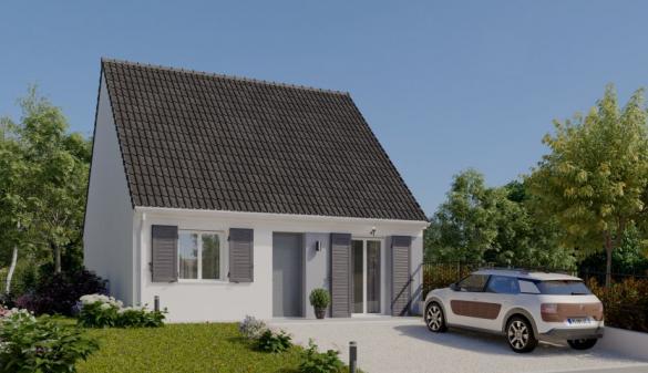 Maison à vendre .(55 m²)(OLIVET) avec (MAISONS PIERRE ORLEANS SUD)