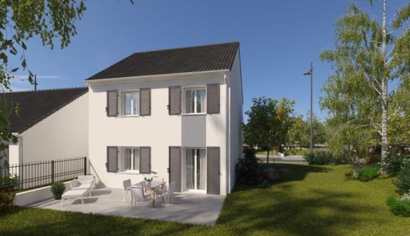Maison à vendre .(87 m²)(GIEN) avec (MAISONS PIERRE)