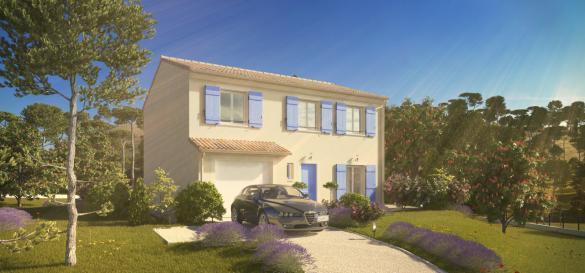 Maison à vendre .(126 m²)(INGRE) avec (MAISONS PIERRE)