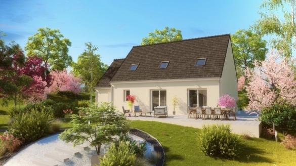 Maison à vendre .(120 m²)(SAINT DENIS EN VAL) avec (MAISONS PIERRE)