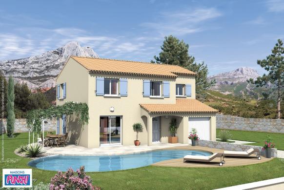Maison+Terrain à vendre .(79 m²)(CAROMB) avec (MAISONS PUNCH)