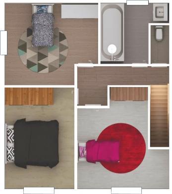 Maison+Terrain à vendre .(79 m²)(BONNIEUX) avec (MAISONS PUNCH)