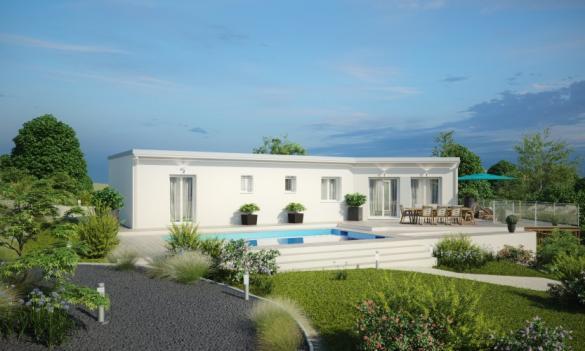 Maison à vendre .(136 m²)(QUIMPER) avec (MAISONS PIERRE)